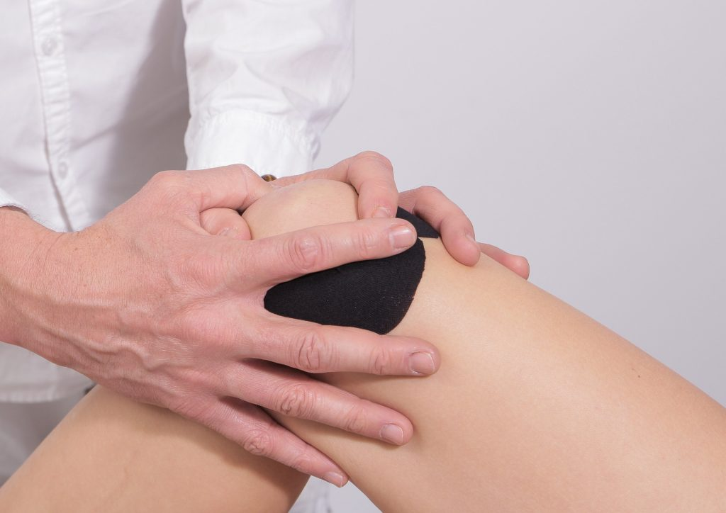 knee injury helena physical therapy