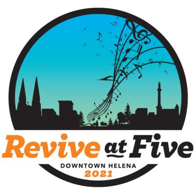 Proud sponsor of Revive at 5
